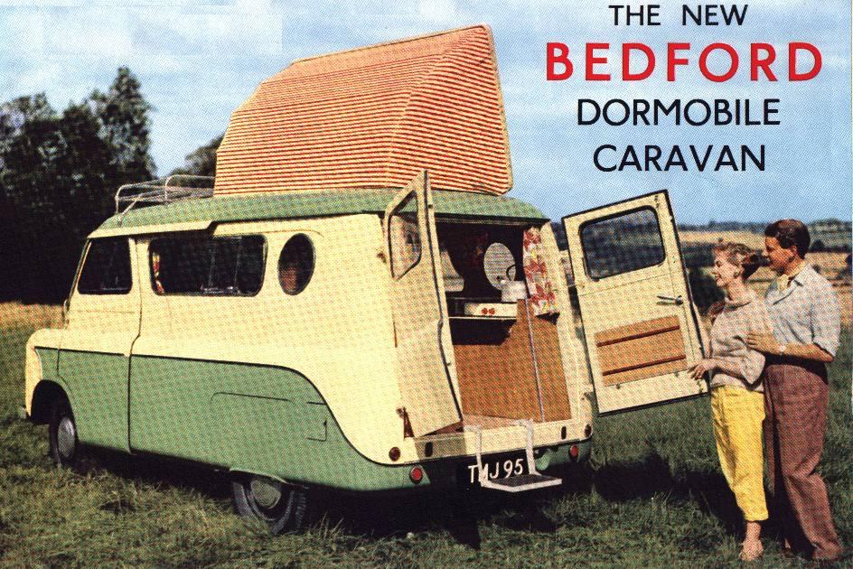Bedford Dormobiles | Dormobile Owners Club