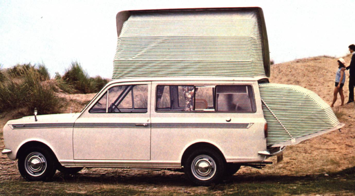 Bedford Dormobiles | Dormobile Owners Club