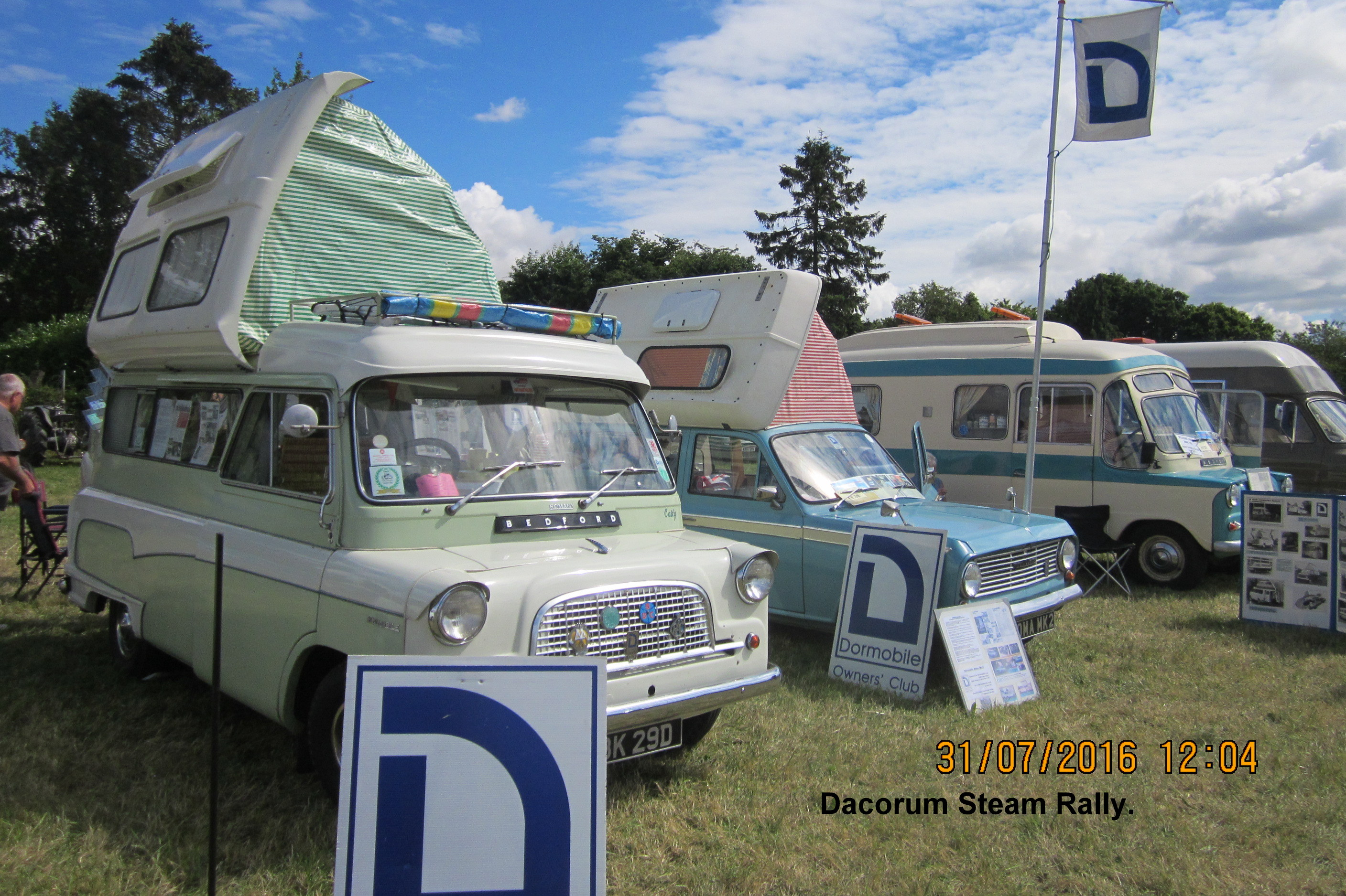 Dormobile Owners Club Home